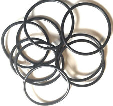90mm x 3mm Black Rubber Oil Seal O Ring Sealing Gasket Washers Au Stock  Pkt-5