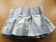 John Lewis Larsson Made To Measure Double Pinch Pleat Pelmet In Grey