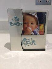 Boys Baby Photo Album Christening New Baby Gift