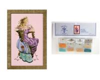 MIRABILIA Cross Stitch PATTERN & EMBELLISHMENT PACK Sun Goddess MD155
