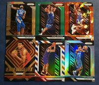 2018-19 Prizm Basketball Rookies Base Parallels Insert You Pick Silver Green