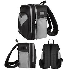 Compact SLR DSLR Camera & Tablet Backpack Bag for Nikon D3100 D3200 D5200 D7200