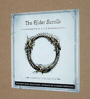 The Elder Scrolls Online Tamriel Unlimited Featured Music Selections Soundtrack