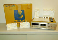 Sony TC-KA6ES High-End Tape Deck Champagner, OVP&NEU, 2 Jahre Garantie