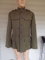 World War 1 AEF ( AMERICAN EXPEDITIONARY FORCES) Medical Tunic. ADVANCE SECTOR