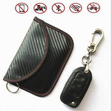 Carbon Faser Auto Schlüssel Signal Blocker Schutzhülle Käfig Tasche Keyless Rfid