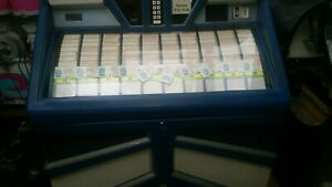 Jukebox juke box Rowe ami Wurlitzer seeburg  9 in total price is for the lot