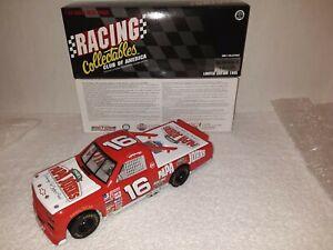 Ron Hornaday Jr. 1995 #16 Papa-John's Pizza Chevy Silverado 1/24 Diecast