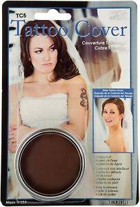 Mehron Makeup Tattoo Cover (.9 Ounce) (Dark)