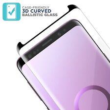 Panzer Glas Folie  für Samsung Galaxy S9 hüllenfreundlich Display Schutz