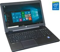 "HP ZBook 15 G2 I7-4810MQ bis 3.8Ghz 16GB 256GB SSD 15,6"" FullHD IPS Display DVD"