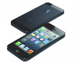 Apple iPhone 5 - 16GB-32GB-64GB - Black and White colour SIM FREE GRADE B
