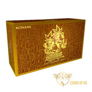Yu-Gi-Oh! | King of Games | Yugi's Legendary Decks | Reprint | Unlimited Edition