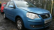 Volkswagen Polo S 2005 1.1 petrol breaking for spare parts