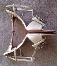 Kurt GEIGER shoes White LIMITED EDITON leather Size UK 5.5 EU 38.5 NEW RRP £299