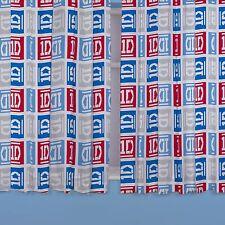 One Direction' Craze '168cm x 137cm Vorhänge NEU passende Bettdecke 1D 100%