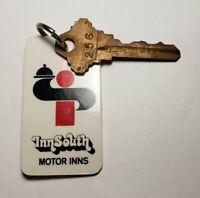 Vintage hotel inn motel room key & fob - Governors House Montgomery Alabama #256