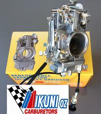 Mikuni Carburetor TM42-6 HSR42 Polished & Chrome for Harley Davidson