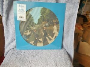 THE BEATLES PICTURE DISC ALBUM ABBEYROAD LTD. EDITION NEW SEALED MINT UNPLAYED