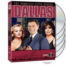 Dallas - Series 5 (2006) 5-Disc Box Set Linda Gray, Susan Howard NEW UK R2 DVD