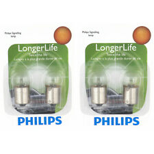 Two Philips Long Life Mini Light Bulb 631LLB2 for 631 631LL G-6 14V 8.82W ic