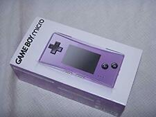 NINTENDO GAME BOY Advance SP Micro Condole System PINK PURPLE Color