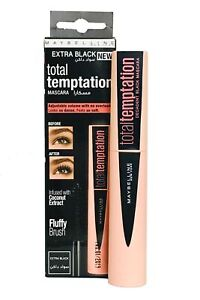 Maybelline Total Temptation Mascara 8.6ml Extra Black