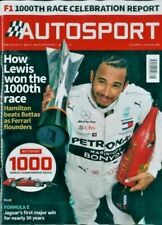 Autosport Magazine F1 2018 Guide 15th March Discounts on Multiple Issues