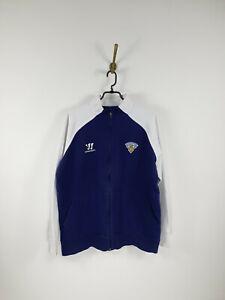 Warrior Suomi Finland Hockey Track Jacket Men Size: XL