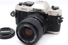 [EX+++] Nikon FM10 35mm SLR Film Camera with 35-70mm lens Kit