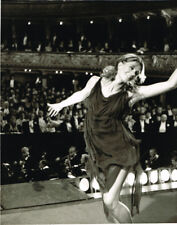 VANESSA REDGRAVE dancing on stage ISADORA Vintage 11x14 Original Photo
