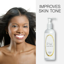 PURE WHITE WHITENING BODY LOTION IMPROVES SKIN TONE & STOPS DARK PATCHES