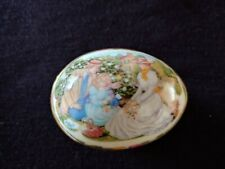 Lenox Easter 1990 Gathering Memories Victorian Egg Ltd free shipping
