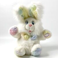Bunny Rabbit Vintage Easter Animated Musical - 1993 DanDee Plush