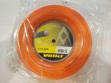 Volkl Cyclone 16 Gauge Tennis String Reel, Orange, 660 Feet, Brand New