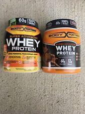 2X Body Fortress Super Advanced Whey Protein, Chocolate Protein Powder