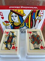 Vintage Avon Soap Winning Hand Cards Queen King Hearts Boxed
