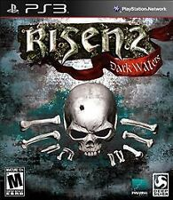 Risen 2: Dark Waters PS3 (Sony PlayStation 3, 2012), W/ Air Temple Mission Pack