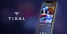 🔥TIDAL HIFI 12 MONTH 12 MESI🔥(BETTER THAN SPOTIFY) 💲💲💲 !!READ DESCRIPTION!!