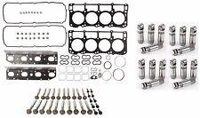 Chrysler/Dodge/Jeep 5.7 HEMI Head Gasket Set MLS+Bolts+Non-MDS Lifters Kit 09-14