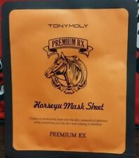 (10 PK) Tonymoly Horseyu Mask sheet Premium Horsemilk Face Care Korea-Beauty