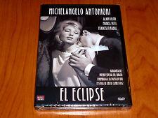 EL ECLIPSE / L'eclisse - Michelangelo Antonioni / Alain Delon - Precintada