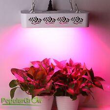 300W Full Spectrum LED Grow panel Light hydro indoor medical plants veg blooming