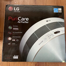 Lg PuriCare [As401Vsa0] Air-Quality Filter + Monitor / Drum-Style / 248 Sq. Ft.