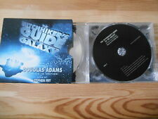 CD Hör Douglas Adams - Hitchhikers Guide tt Galaxy Film Tie-In Ed MACMILLAN Fry