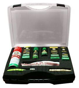 Ballistol Waffenpflege Set Waffen Brünierung Reinigung Pflege Universalöl