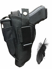 For Daewoo DP 51 9mm and Daewoo DH40. Nylon Feather Lite Gun Holster
