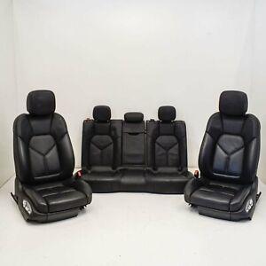 PORSCHE MACAN Front And Rear Interior Seats Set 95B 2016 LHD