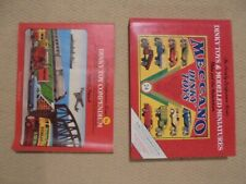 DinkyToys & Modelled Miniatures 7th print + Compendium(Hornby Companion Series)