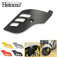 Front Fork Cover Fender Shock Absorbing Blocking For Vespa Sprint LX GTS GTV 150